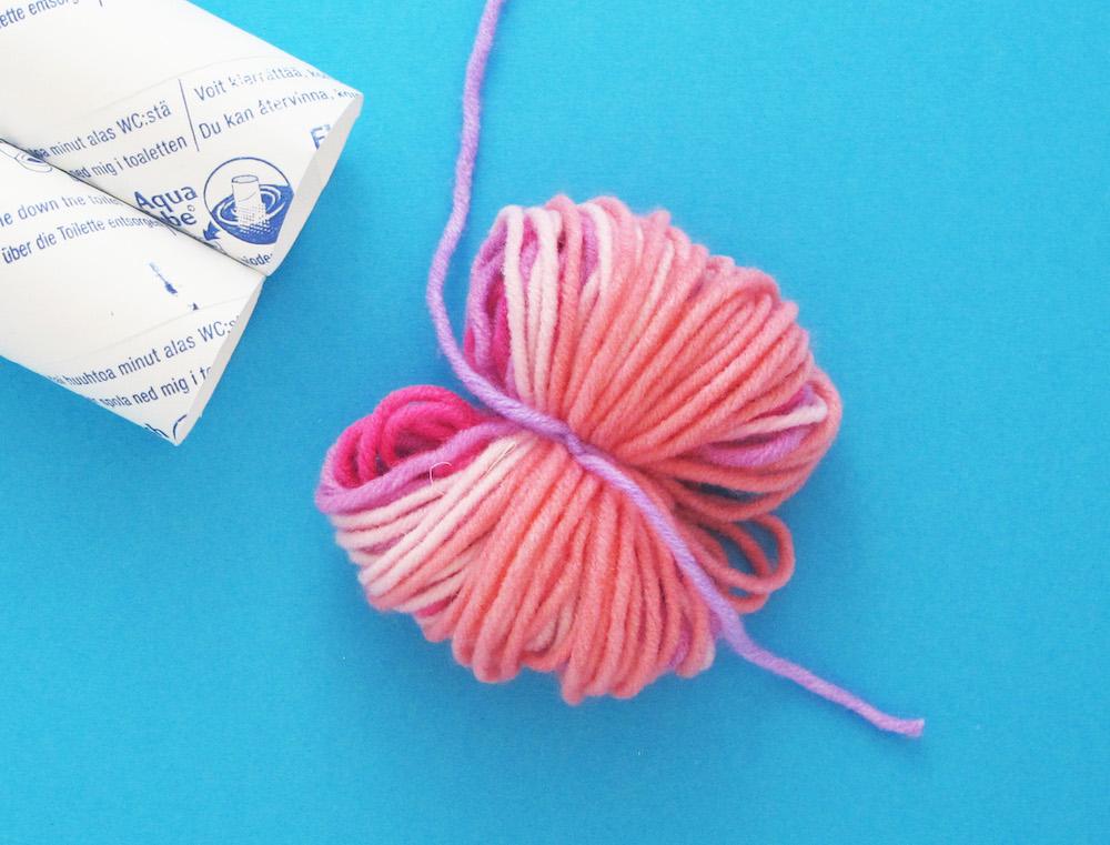 Comment faire un pompon avec du carton et de la laine   - Lotus d0367286438